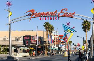 Downtown - Fremont East Las Vegas
