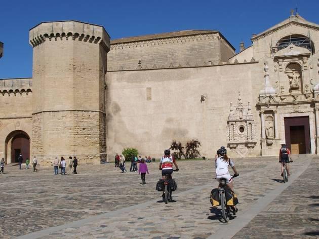 Cistercian monasteries (Conca de Barberà, Alt Camp, Urgell)