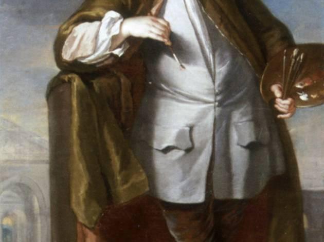 William Aikman (Portrait of William Kent, 1723-25)