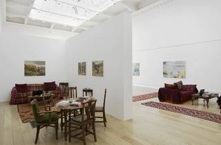(Installation view at the South London Gallery, 2014)