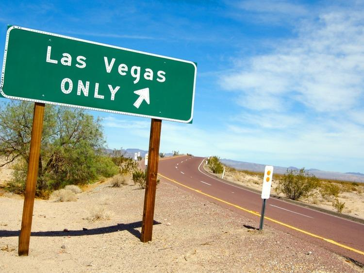 Traveling to and from Las Vegas