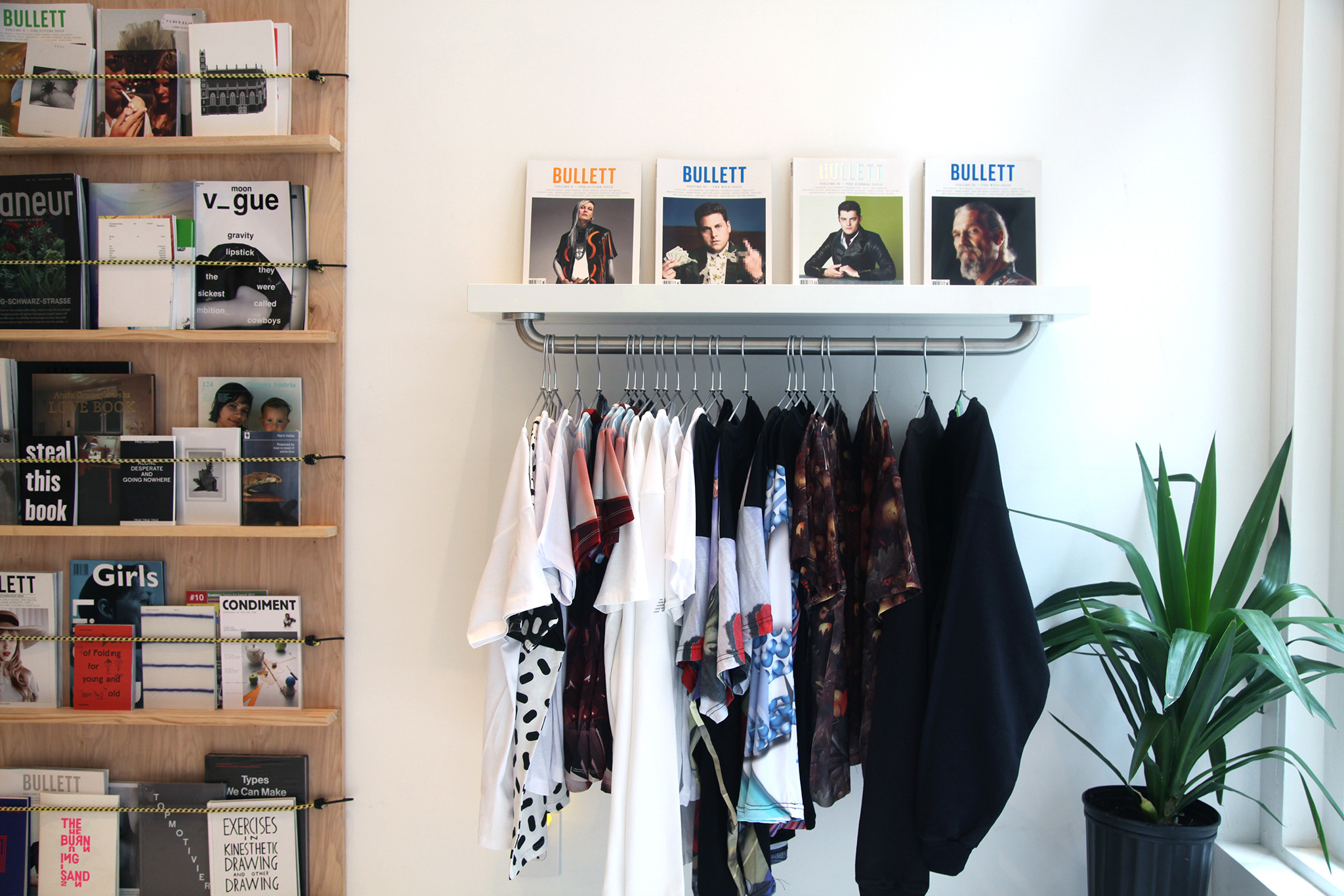 The Bullett Shop