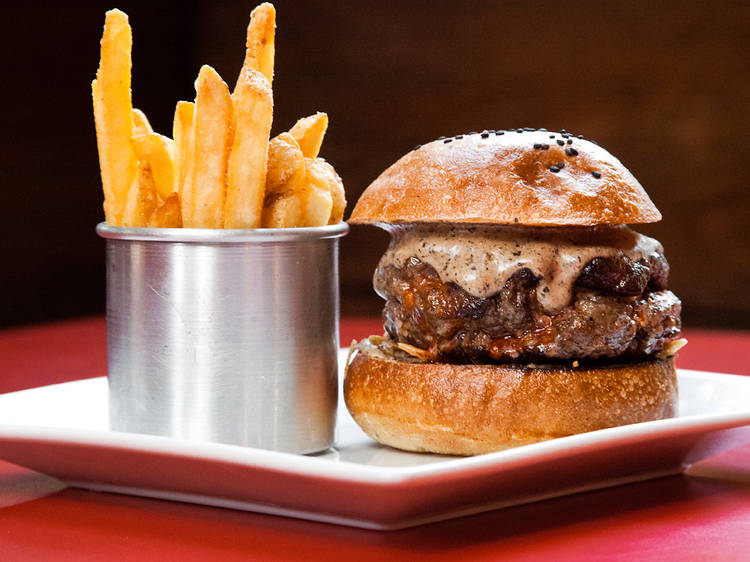 We Love Burgers (WLB)