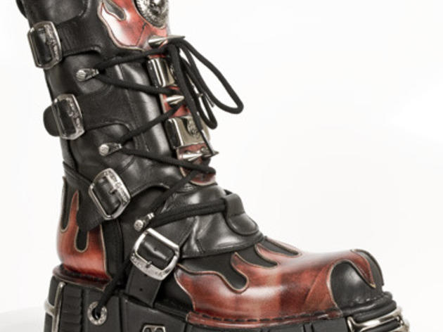 New Rock Boots best stores feature
