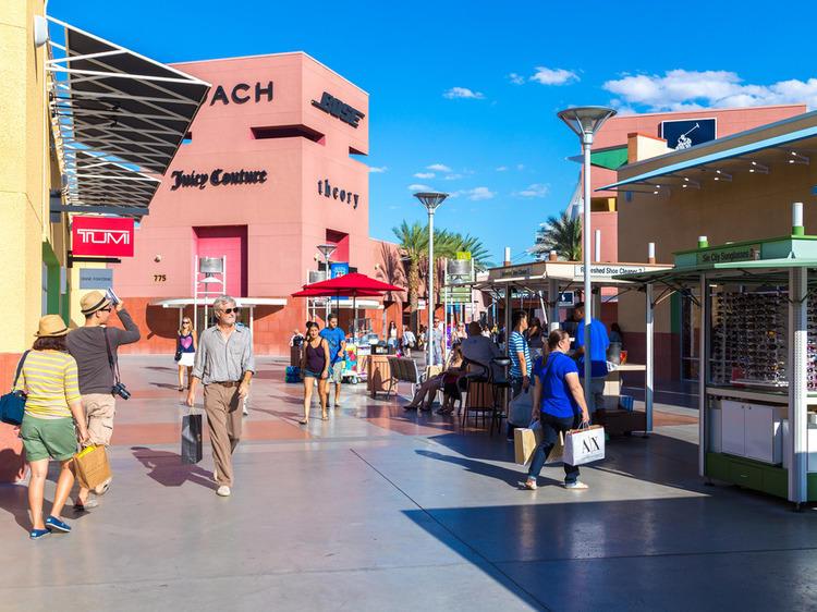 Las Vegas Premium Outlets South