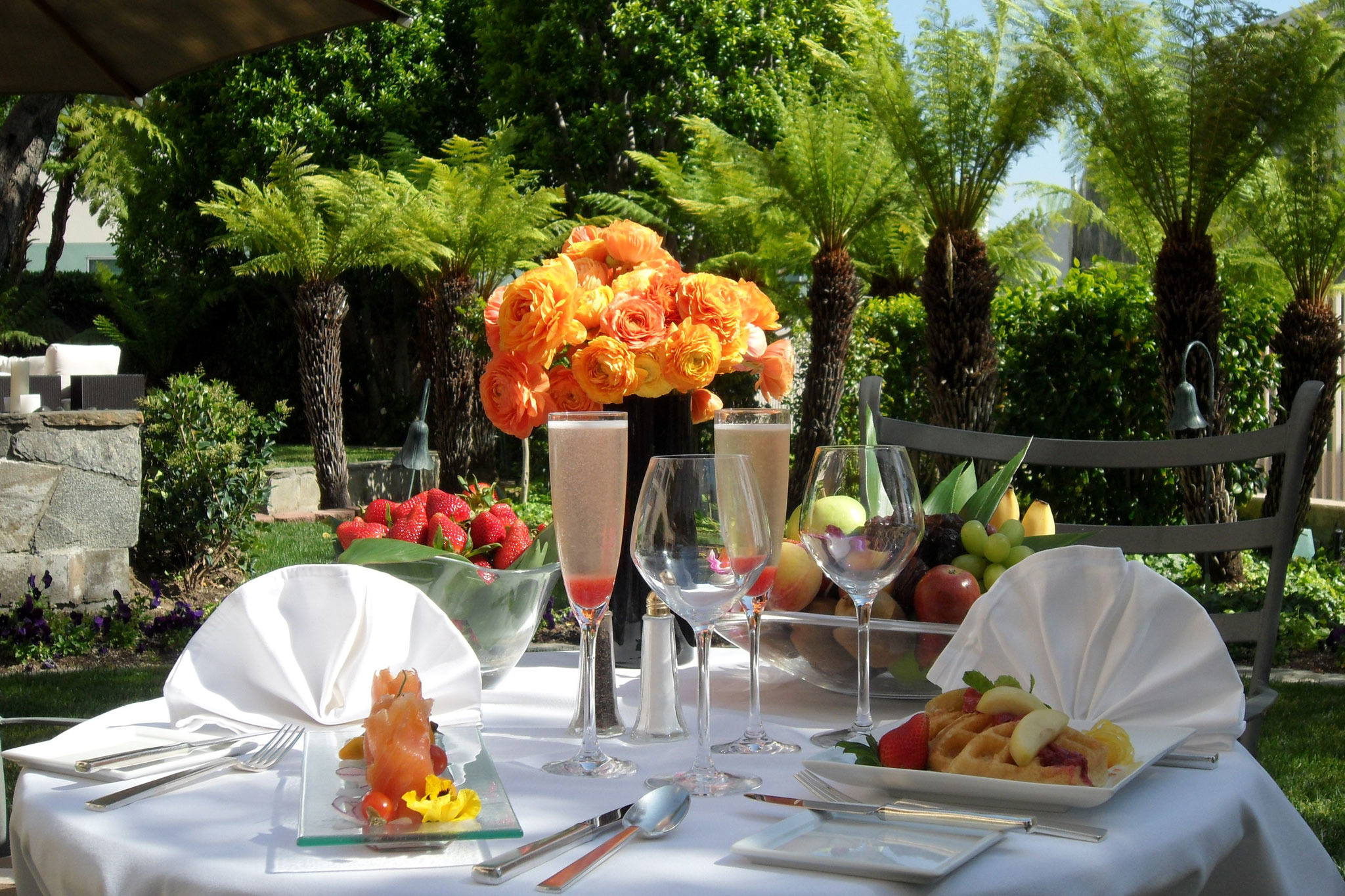 Easter Brunch at the InterContinental