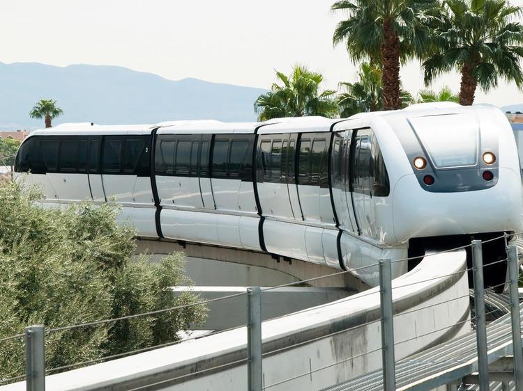 Las Vegas public transportation guide