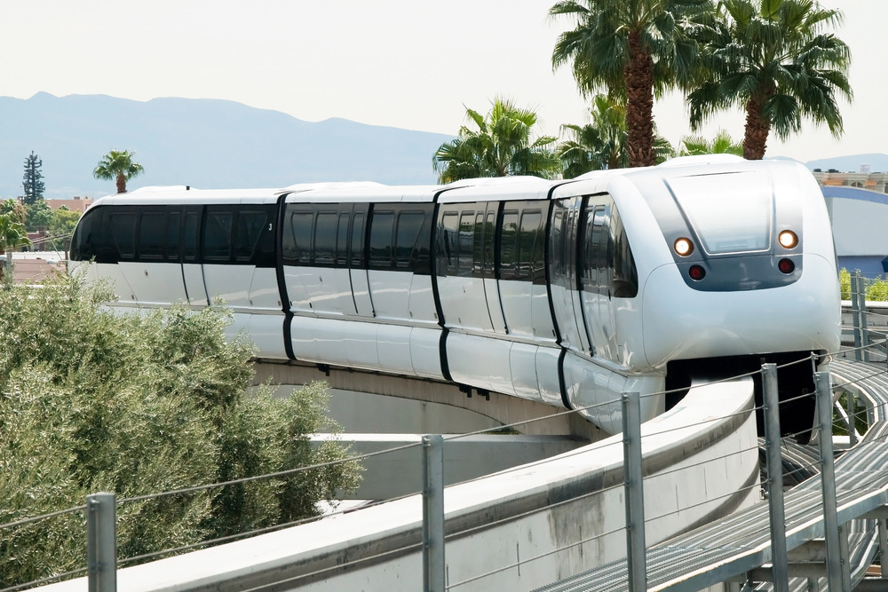 Las Vegas public transportation guide