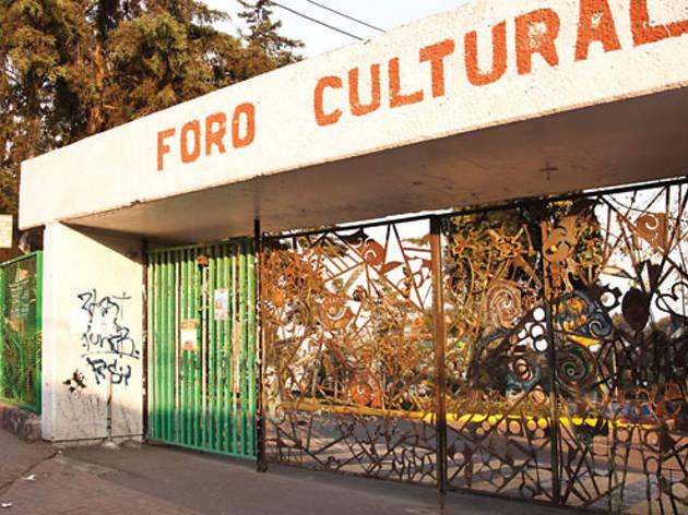 Foro Cultural (Foto: Roberto Beltrán)