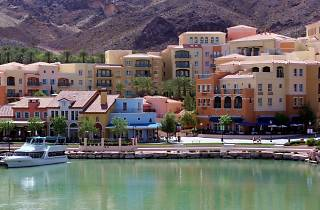 Waterfront homes Las Vegas lakes West Las Vegas