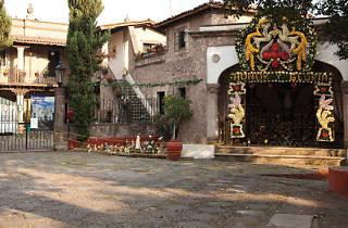 Iglesia de La Magdalena Atlitic