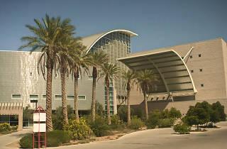 Lied Library, University of Nevada at Las Vegas