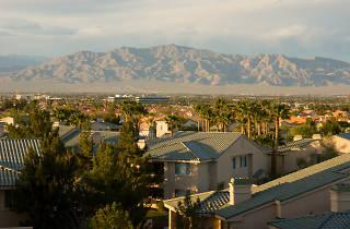 North Las Vegas view