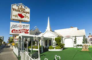 A Little White Wedding Chapel, Las Vegas