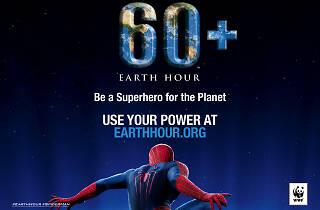 60+ Earth Hour 2014 Celebration