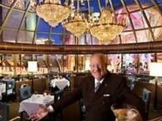 Oscar's Steakhouse at the Plaza Hotel & Casino
