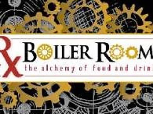 Rx Boiler Room - Mandalay Bay