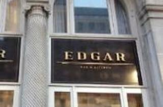 EDGAR Bar & Kitchen at The Mayflower Hotel