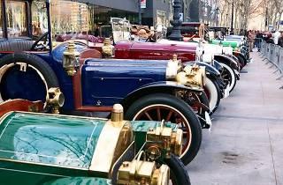 Ral·li Internacional de Cotxes d'Època Barcelona-Sitges 2015
