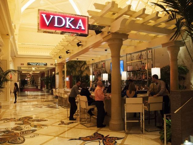 VDKA bars and lounges