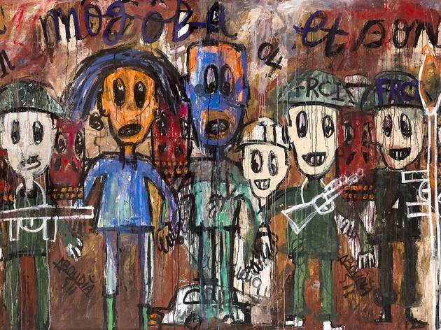 Aboudia ('Djoly du Mogoba' 2011)