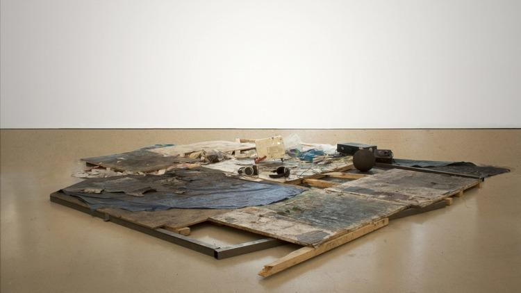 Oscar Murillo ('I'd take you there but it doesn 't exist anymore' 2010-11)