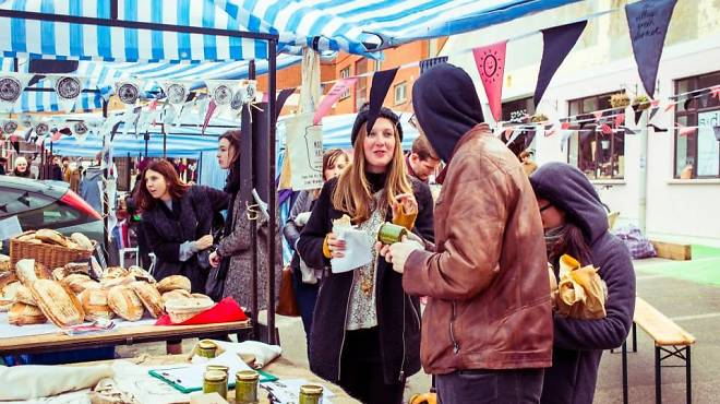 The best new markets in London