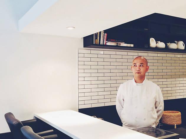 Daisuke Nakazawa of Sushi Nakazawa