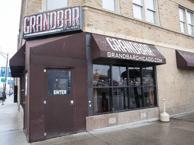 GrandBar is located at 1600 W. Grand Ave.