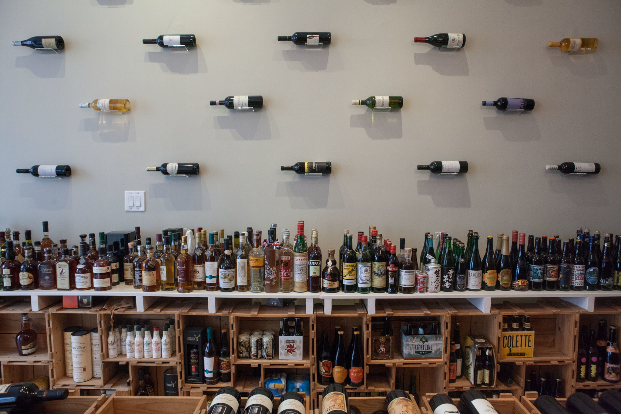 Perman Wine Selections is located at 802 W. Washington Blvd.