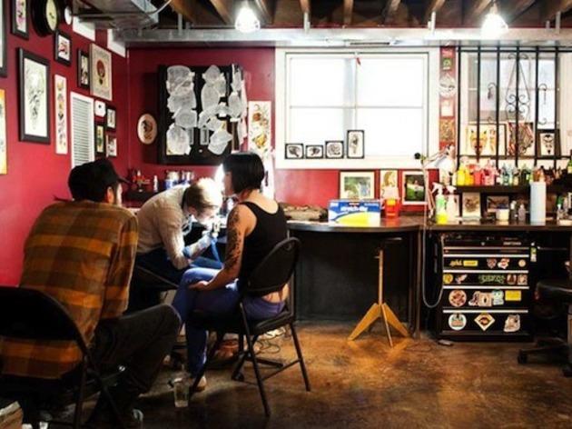 Broken Art Tattoo | Shopping in Los Feliz, Los Angeles