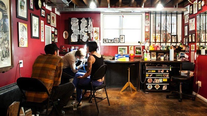 Best los angeles tattoo shops for awesome ink for Tattoo shops los angeles