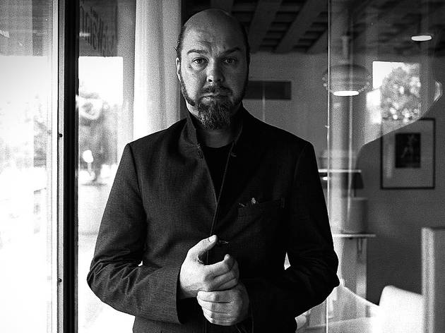 Störung Festival 9: Mika Vainio + Confounding Factor + Julian Sartorius + Anders Weberg