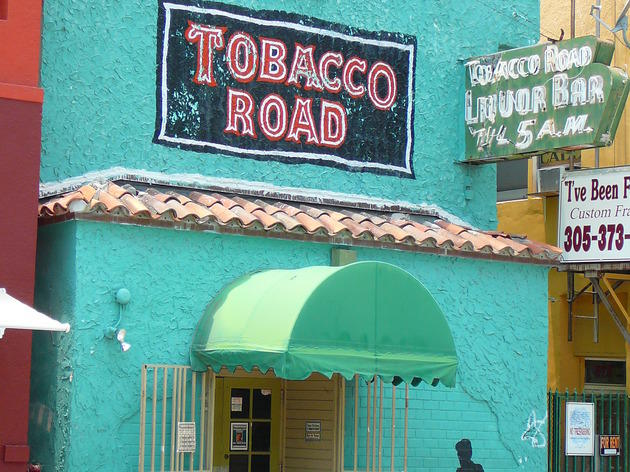 Tobacco Road (CLOSED)