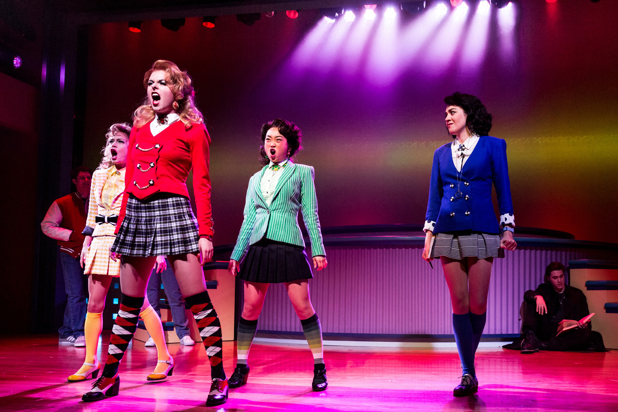 Heathers The Musical Theater In New York