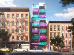 Rendering of 329 Pleasant Avenue in Harlem