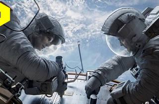 Intrepid Summer Movie Series: Gravity
