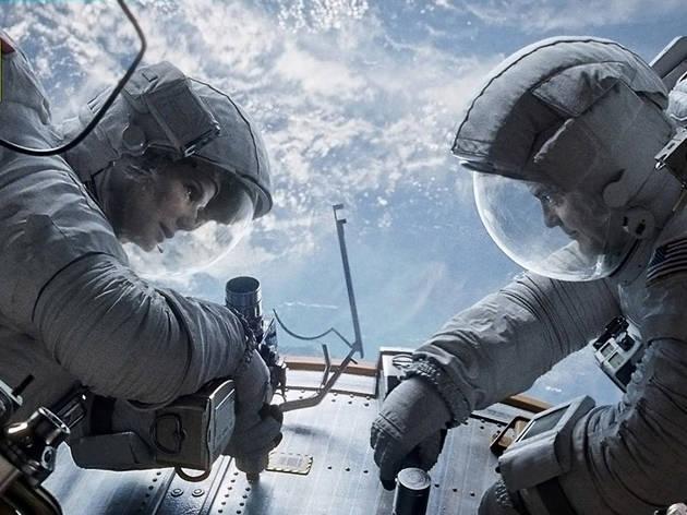 Cinema Slapdown Round 53: Alfonso Cuarón's Gravity