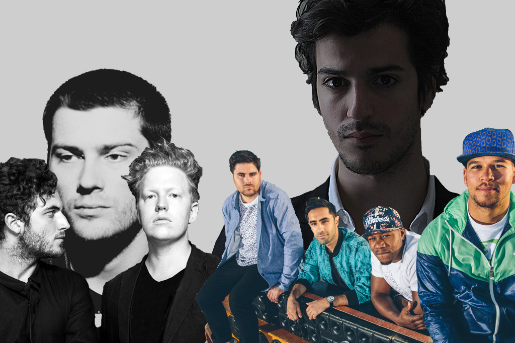 9 not-douchey electronic acts at Lollapalooza 2014