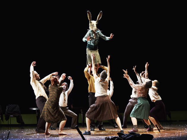 Fabulous Beast Dance Theatre: The Rite of Spring/Petrushka