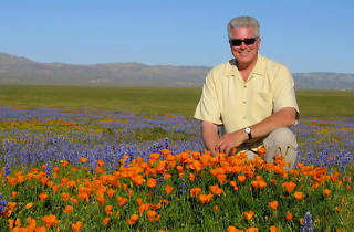 Huell Howser Sunset Salute