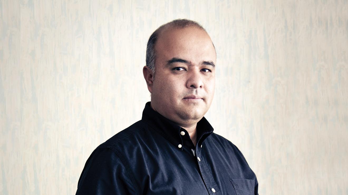 Jesús Robles Maloof. Abogado y defensor de derechos humanos