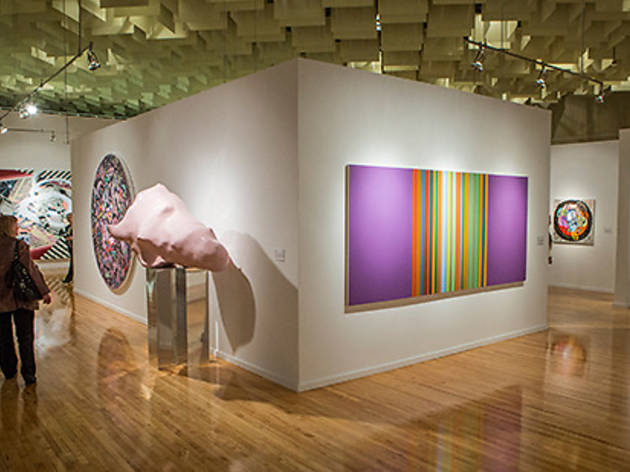 ArtForArtSake Exhibition at the Marjorie Barrick Museum, UNLV Las Vegas