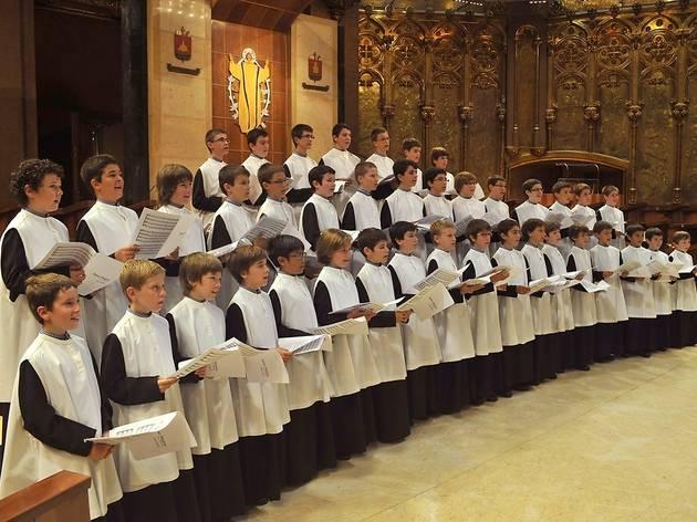 4 Festival de Pasqua: Escolania de Montserrat