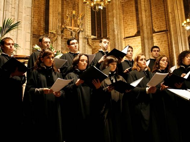 4th Easter Festival: Francesc Valls Chamber Choir
