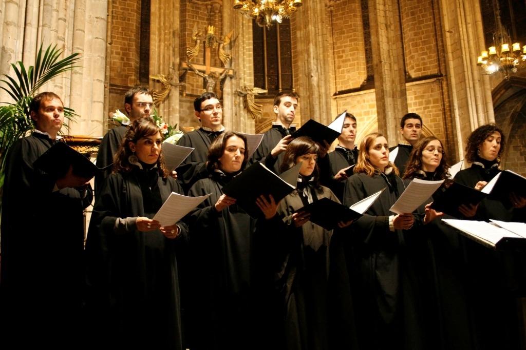 Vespres solemnes de Sant Andreu