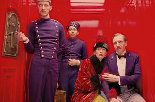 Open-air film festival 2015: The Grand Budapest Hotel