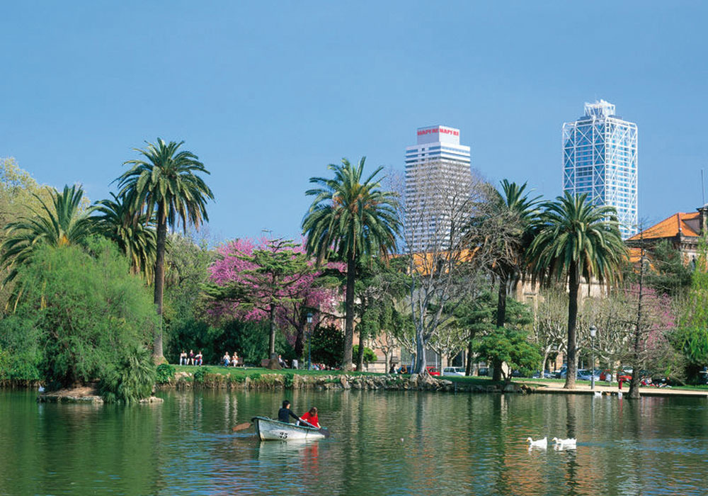 Barcelona Top 10: Lugares donde recibir a la primavera