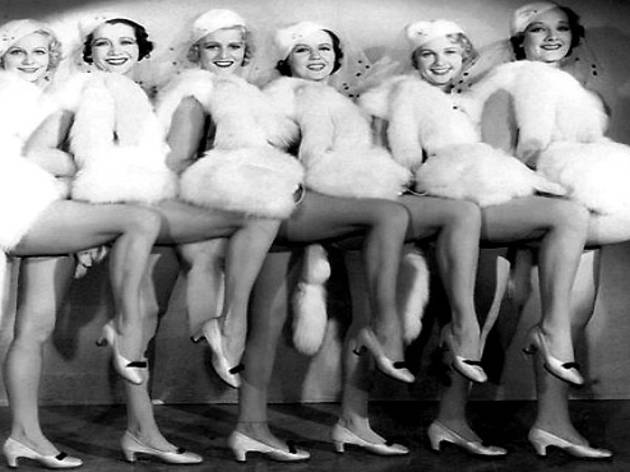 Last Remaining Seats: Footlight Parade