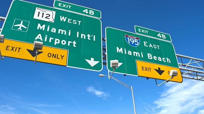 Traveling to and from Miami